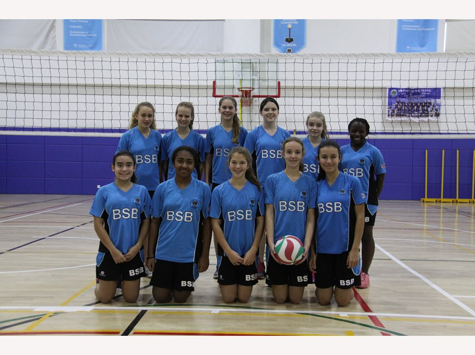 U14 Girls Volleyball