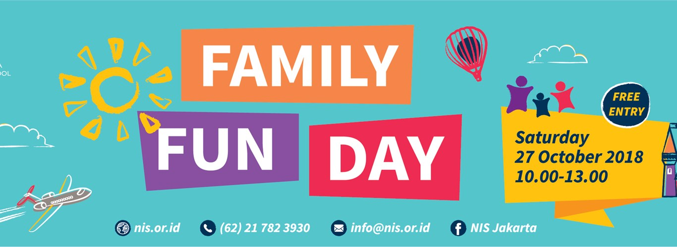 family fun day hero image
