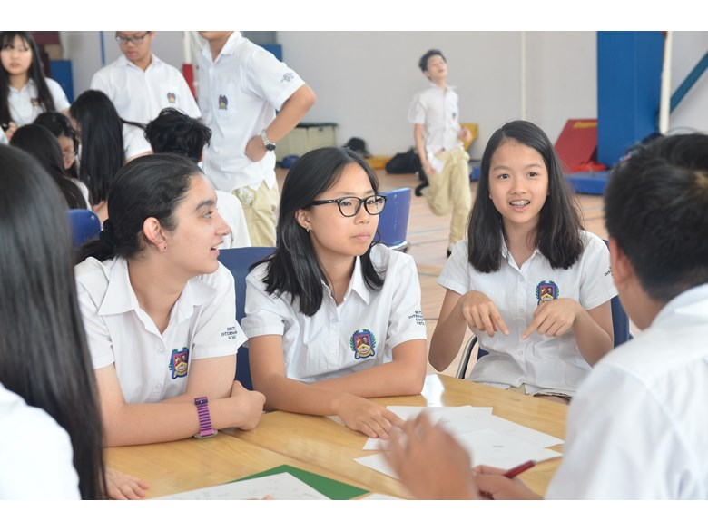 British International School Hanoi Secondary