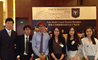 BISS Puxi students at Yale MUN 2014