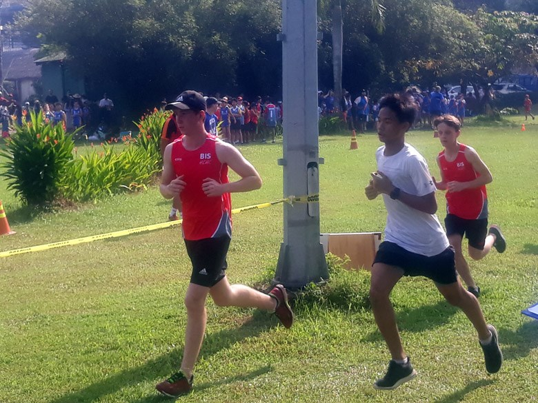 Secondary SISAC Cross Country Sports
