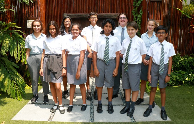Dover Court International School Singapore, DCIS Student Council Events Committee