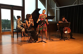 Juilliard summer