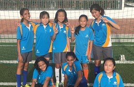 U14 Lionesses First Match of the Season