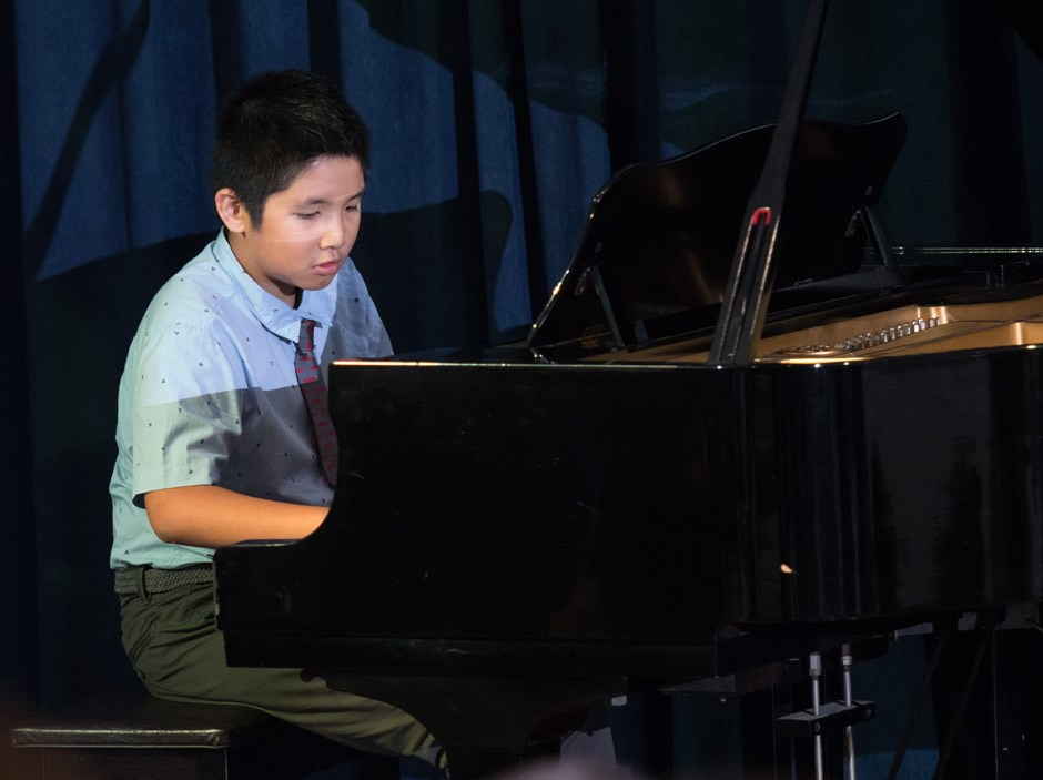 Young Musician Of The Year 17-2084