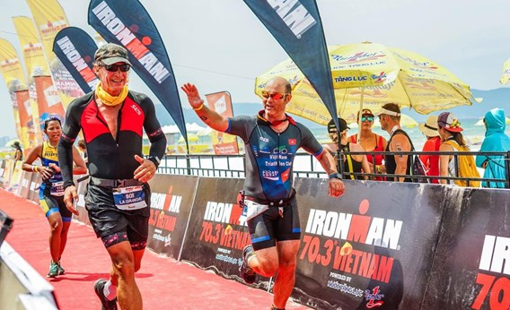 BISHCMC Athelete Chris La Grange in the Danang IRONMAN-min 2