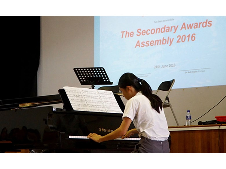 Secondary School June Highlights