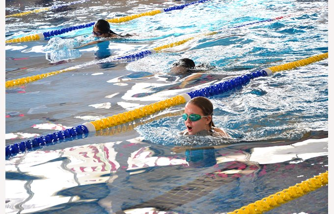 British International School Hanoi swimming