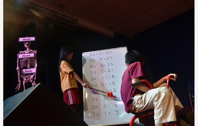 British International School Hanoi Primary Sprint Maths