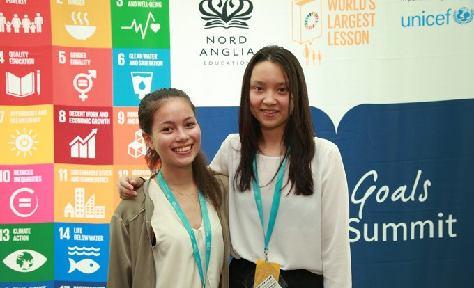 BIS HCMC Ambassadors to the United Nations