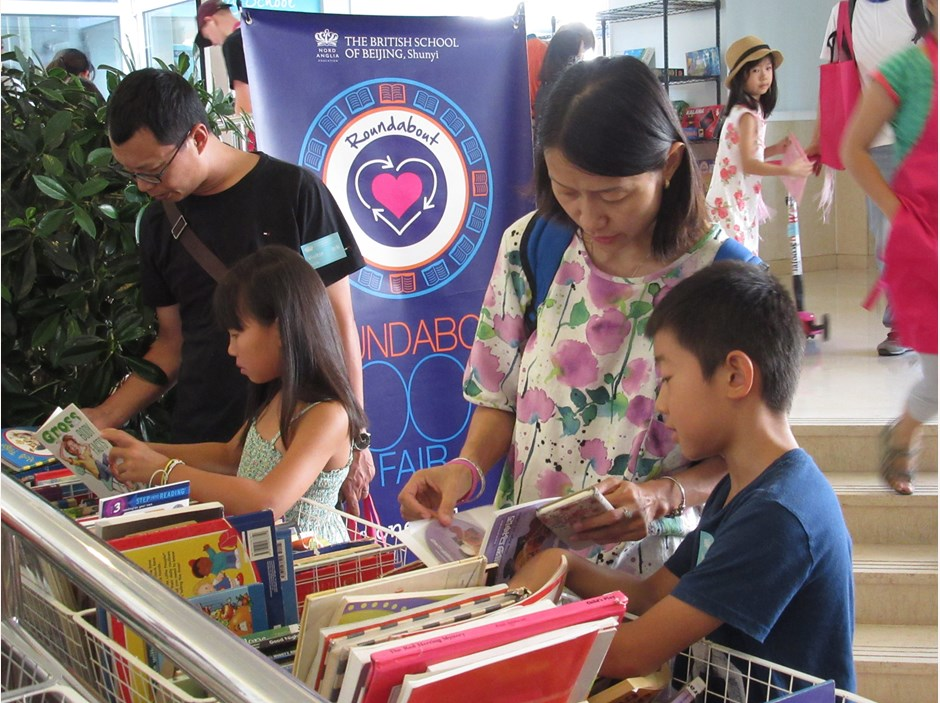 BSB Roundabout Book Fair 1