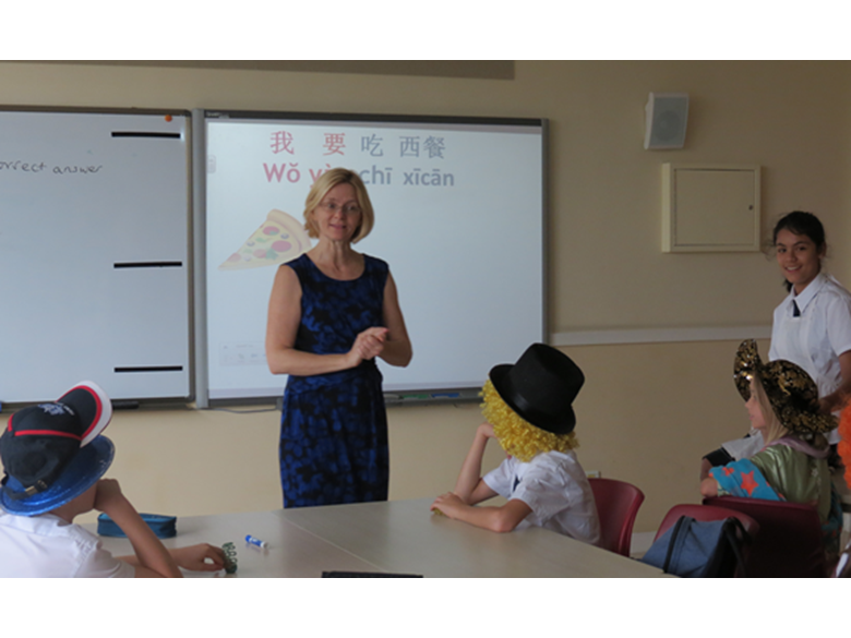Fiona McConnon, Assistant Head for Global Languages at BISS Puxi
