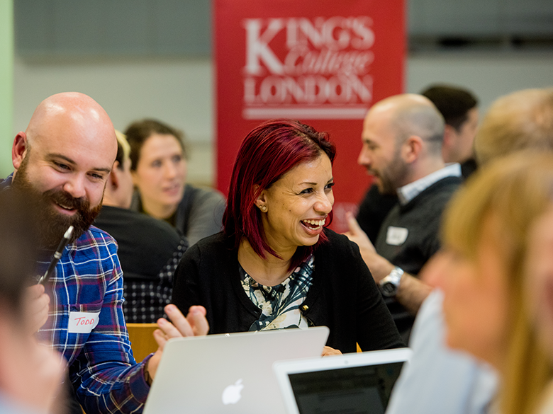 NAE staff enjoy master programme at King College London | BVIS