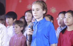 winter concert student performance