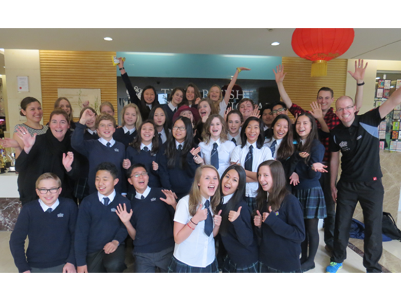Students from The British International School Shanghai are travelling to Tanzania tonight!