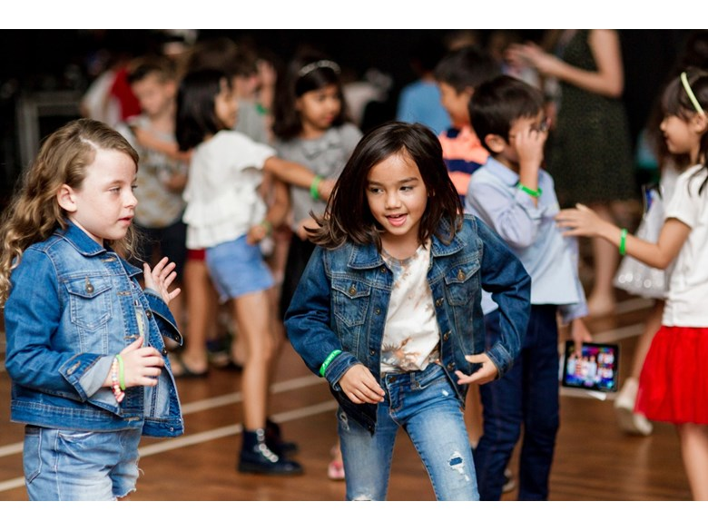Dover Court International School Year 3 Disco 2019