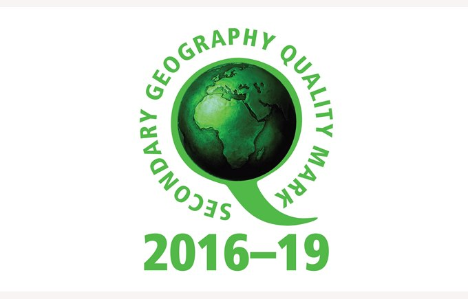 Secondary Geography Quality Mark 2016