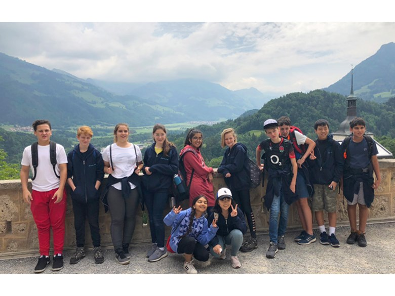 Global Campus Expedition to Les Martinets 2018