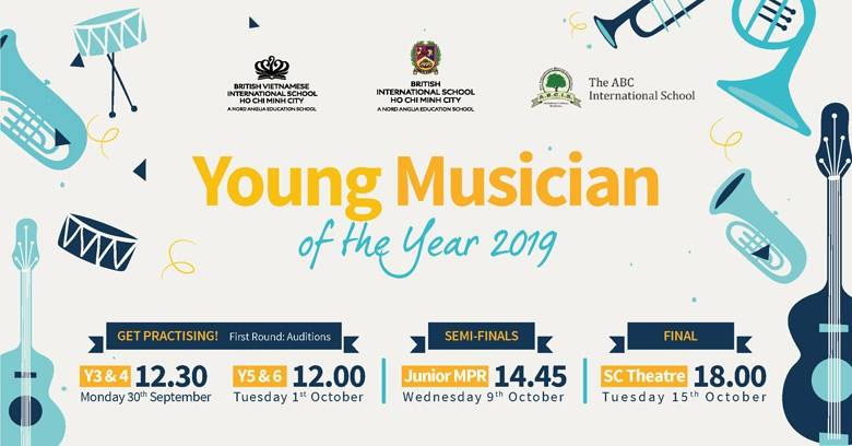Young Musician of the Year 2019 - British International School Ho Chi Minh City