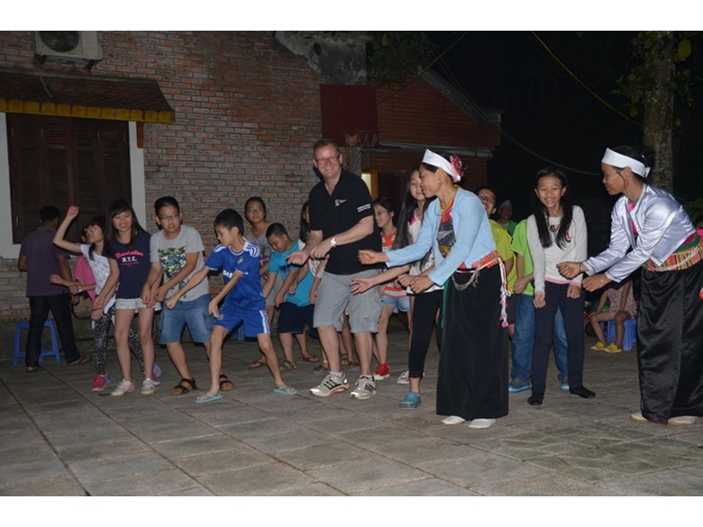 Year 5 and Year 6 BVIS Hanoi's residential trip to Ba Vi (5)