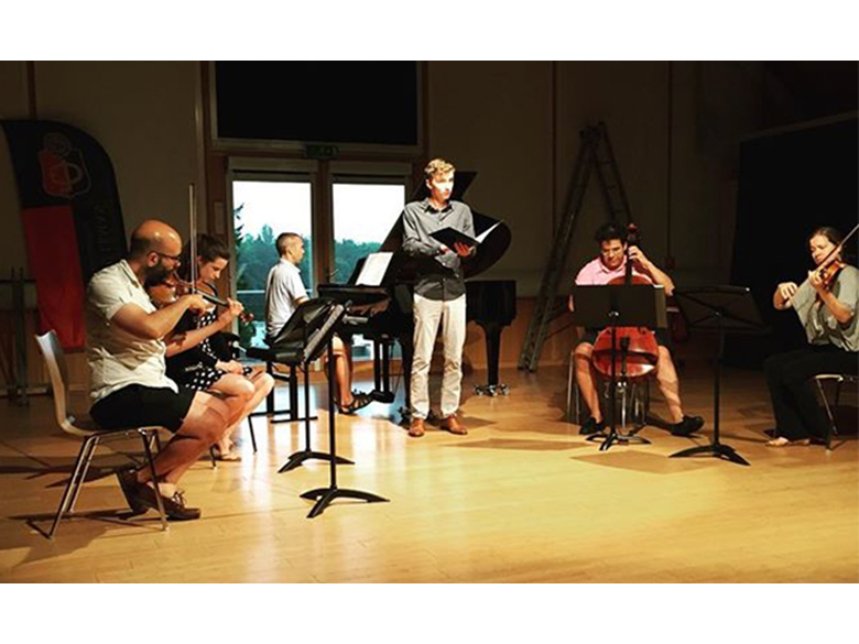 Nord Anglia Summer Performing Arts with Juilliard