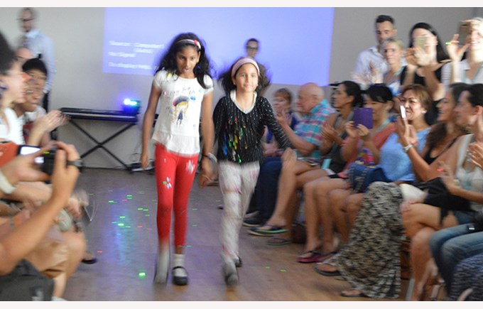 Year 4 Fashion Show, Second Round 2017