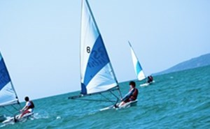 Sailing at Royal Varuna Yacht Club | Regents International School Pattaya