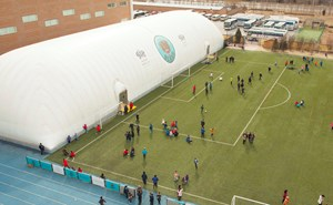 Sports dome 300x160