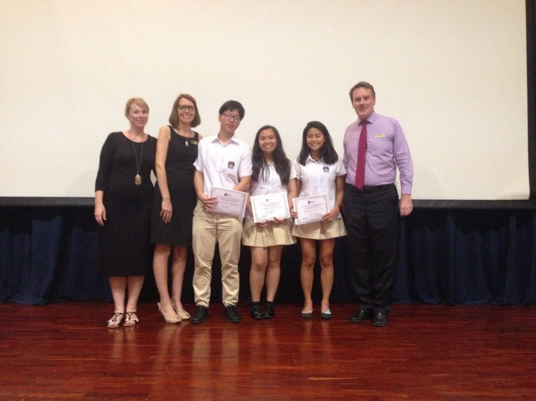 Public Speaking Competition - Year 10