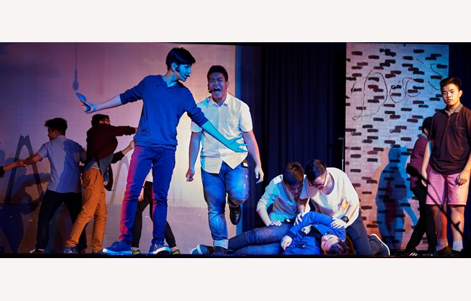 British International School Hanoi Secondary Production - West Side Story