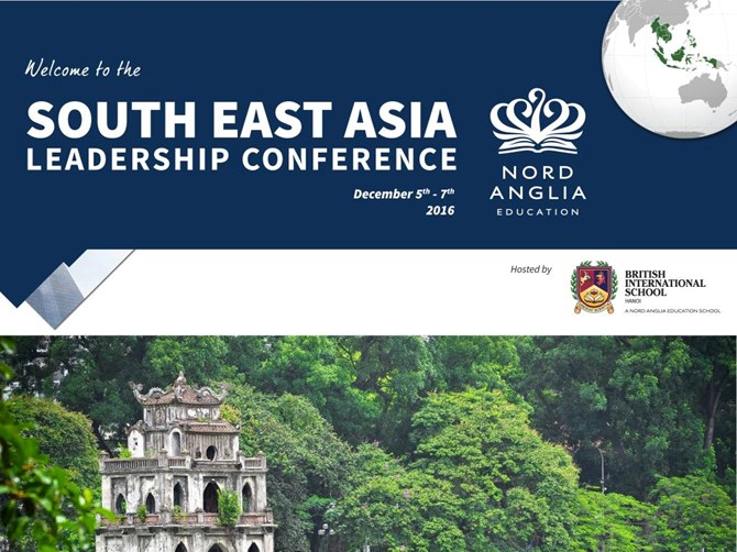 Nord Anglia Education South East Asia Leadership Conference BIS