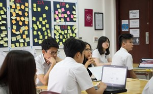 British International School Hanoi Business Class 2018