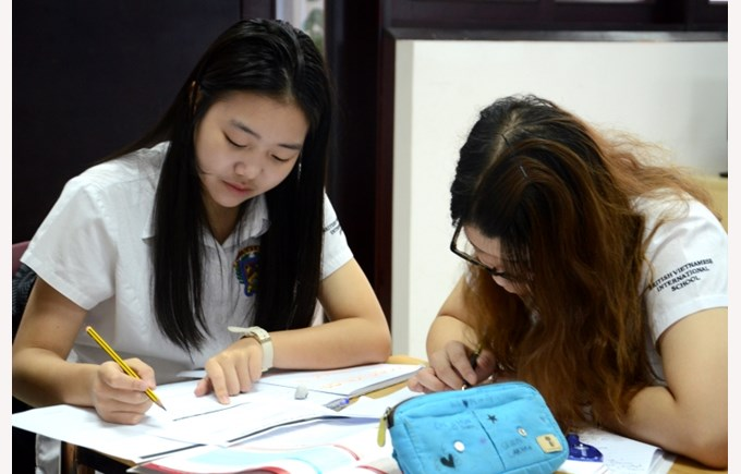 BVIS Hanoi secondary studying