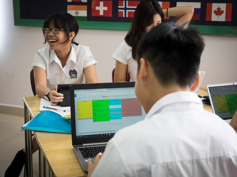 Hub news British International School Hanoi