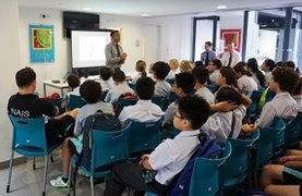 Secondary Assembly - 28 August 2015