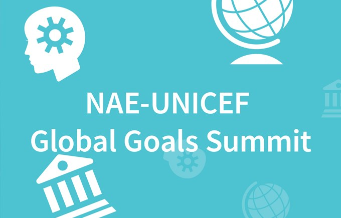 NAE-UNICEF Global Goals Summit