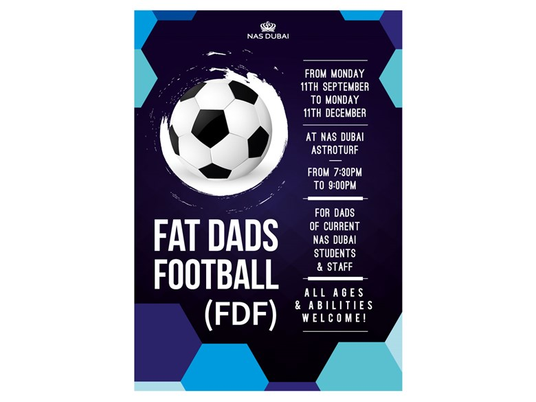 Fat Dad's Football (FDF)