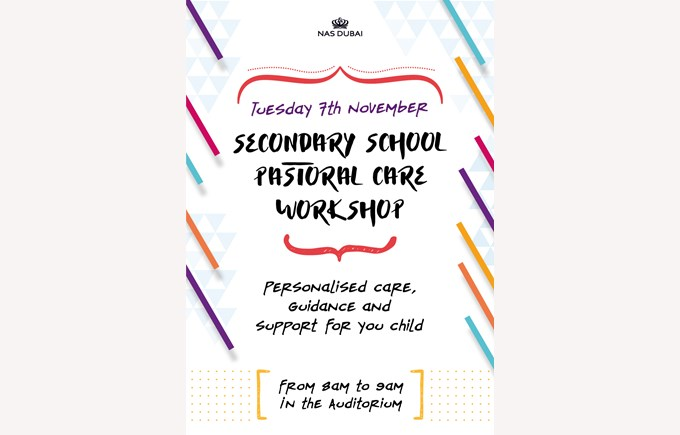 Secondary School Pastoral Care Workshop