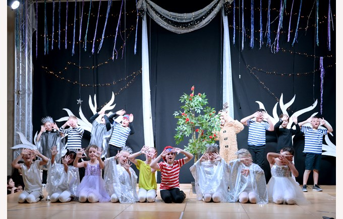 Rayyan Snow Queen Production