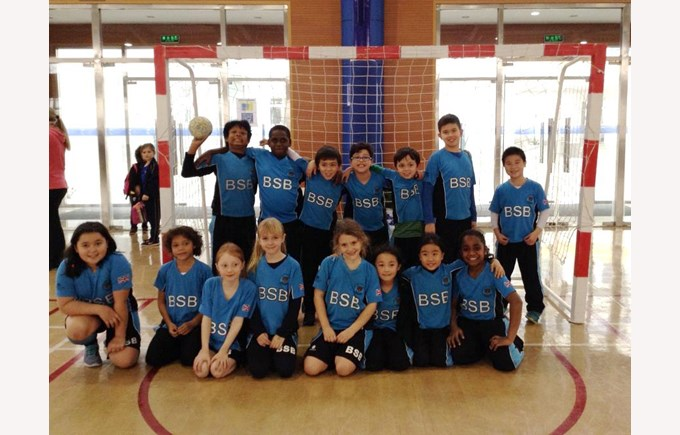 U9 Handball Teams