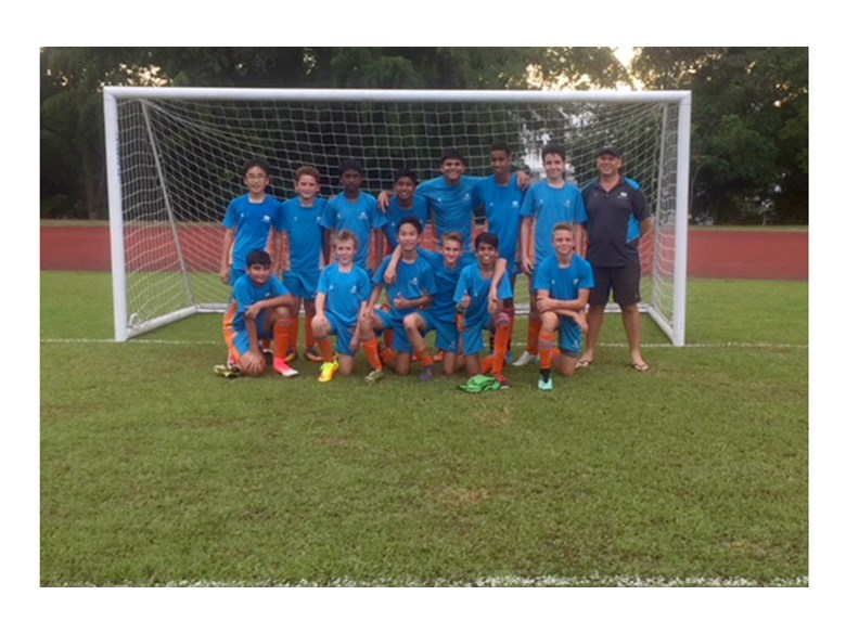 Under 14 Boys Football A Team