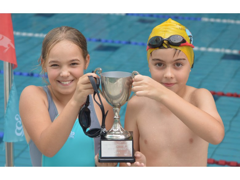 Swimming Galas 2018 year 4