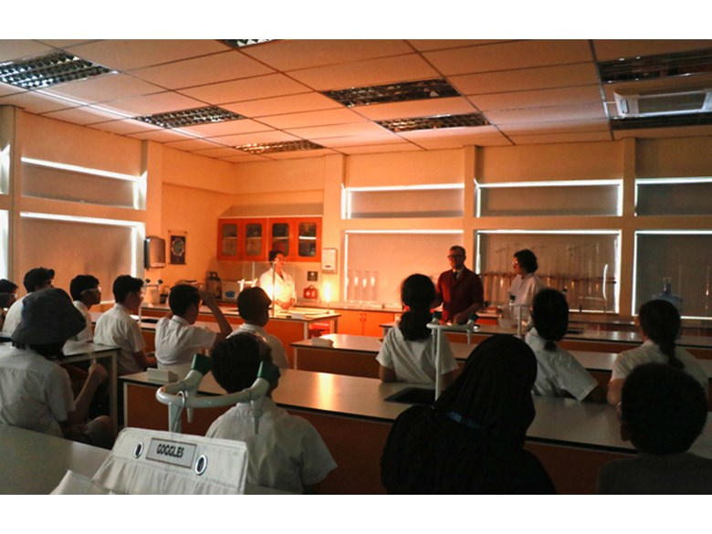 Dover Court International School Singapore, Science Week
