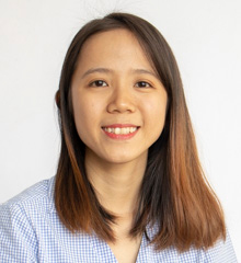 Huong Nguyen - Primary Admissions Officer