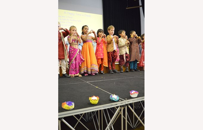 DCIS Deepavali Assembly
