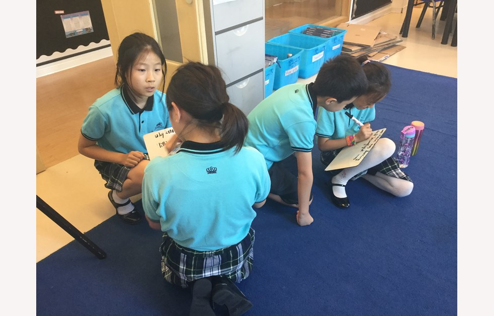 EAL Students are Gaining Momentum