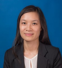 Quynh Vu admissions staff BVIS Hanoi