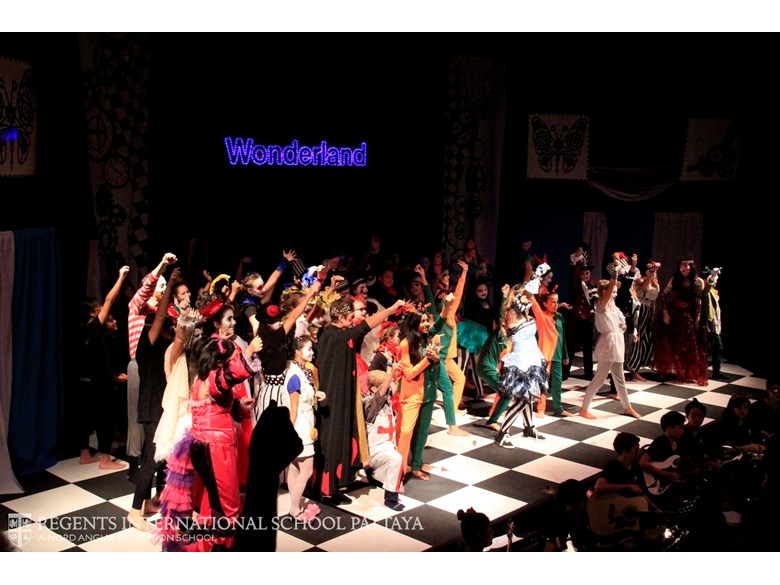 Performing arts | theater and drama studies | Regents International School Pattaya