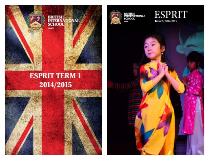 British International School Hanoi Esprit
