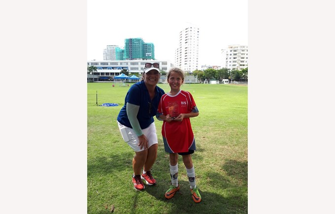 SISAC U11 Girls Football  (9)
